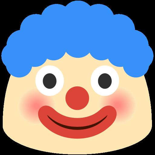 {standard}:clown: