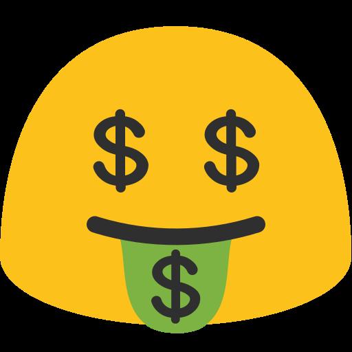 {standard}:money: